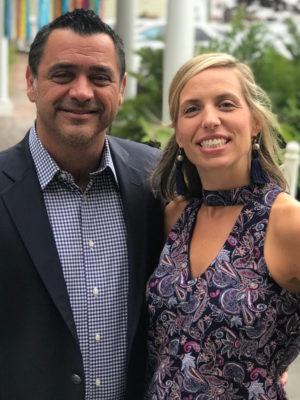 Abby & Victor Suarez photo